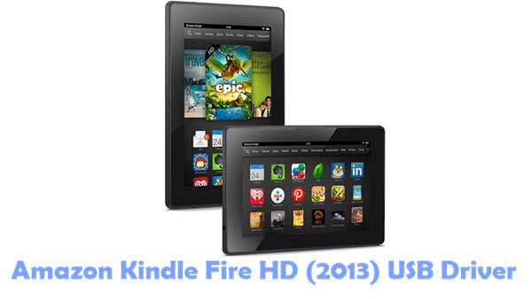 Download Amazon Kindle Fire HD (2013) USB Driver