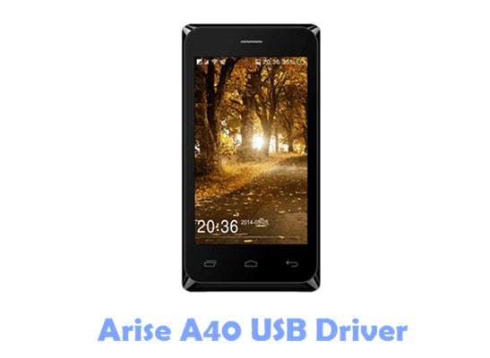 Arise A40 USB Driver