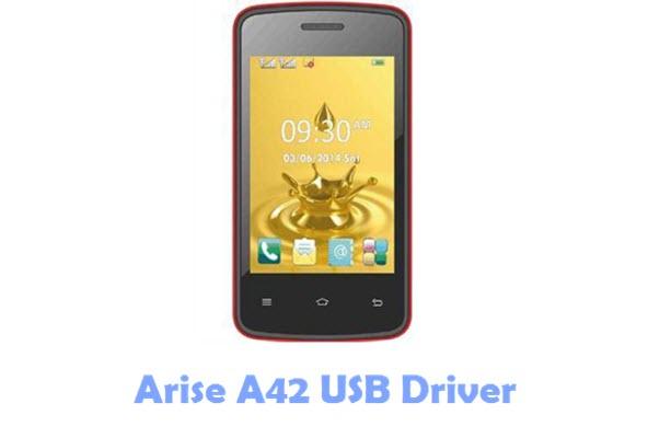 Arise A42 USB Driver