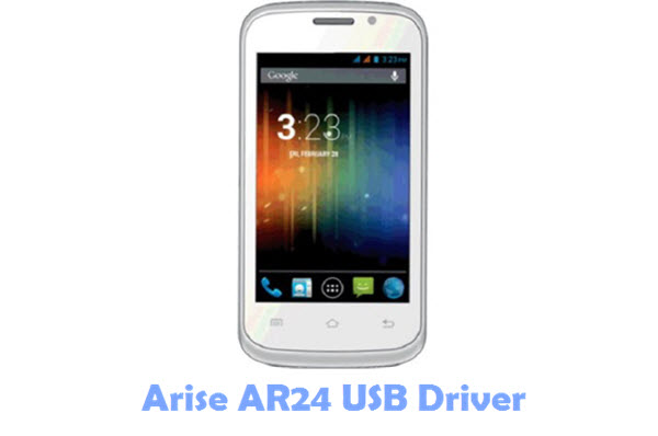 Download Arise AR24 USB Driver