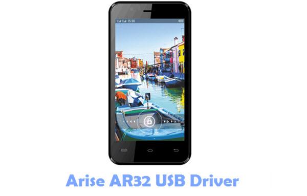 Arise AR32 USB Driver