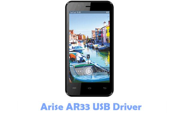 Download Arise AR33 USB Driver