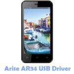 Download Arise AR34 USB Driver