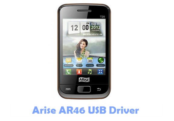 Download Arise AR46 USB Driver