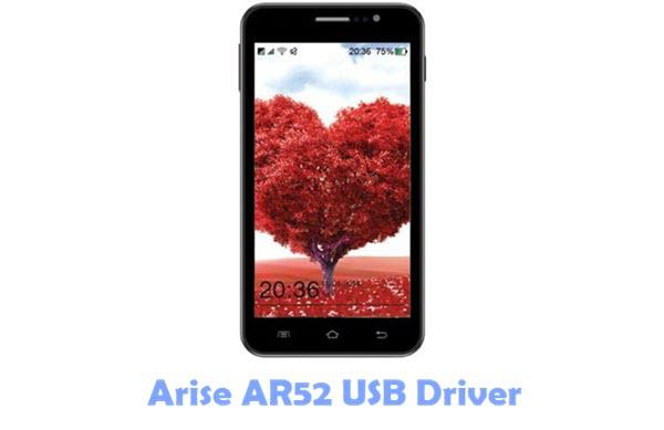 Download Arise AR52 USB Driver