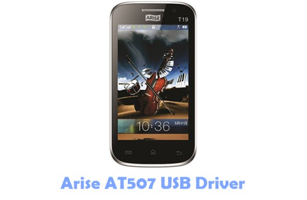 Download Arise AT507 USB Driver