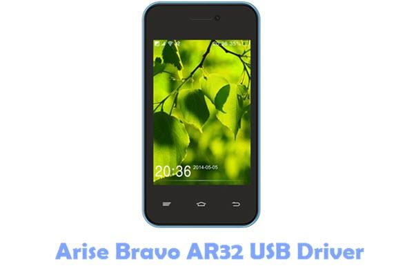 Download Arise Bravo AR32 USB Driver