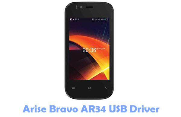 Arise Bravo AR34 USB Driver