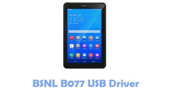Download BSNL B077 USB Driver