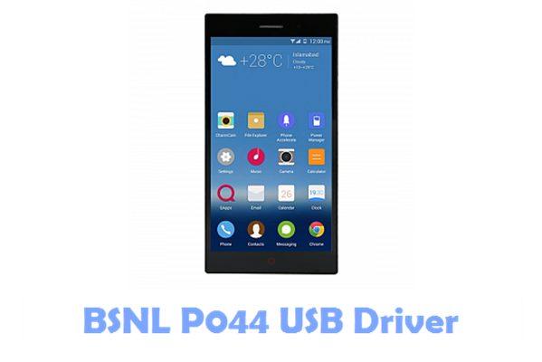 Download BSNL P044 USB Driver