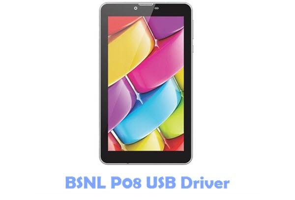 BSNL P08 USB Driver