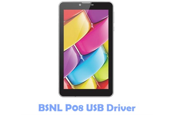 Download BSNL P08 USB Driver