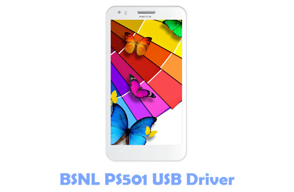 Download BSNL PS501 USB Driver