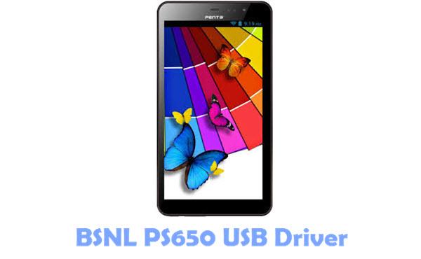 Download BSNL PS650 USB Driver