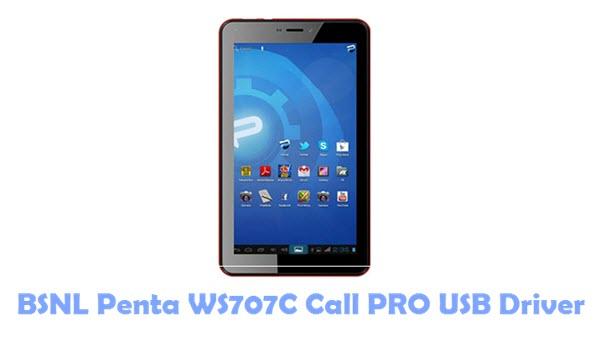 BSNL Penta WS707C Call PRO USB Driver