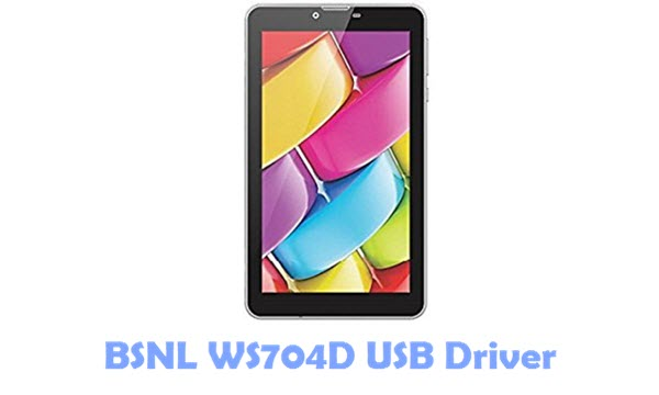 Download BSNL WS704D USB Driver