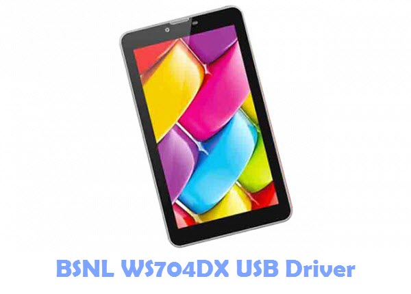 Download BSNL WS704DX USB Driver