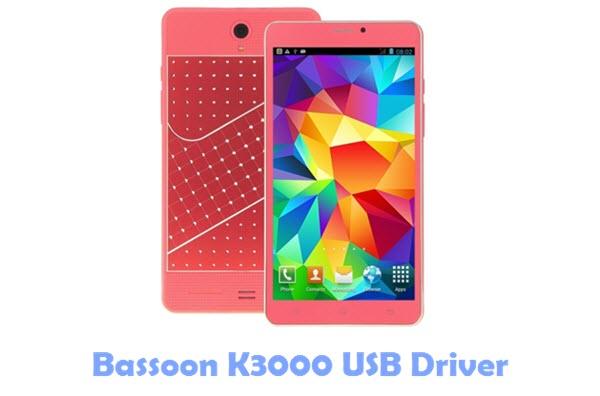 Bassoon K3000 USB Driver