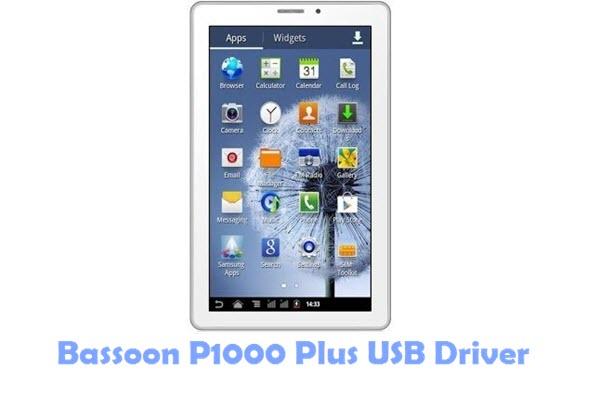 Bassoon P1000 Plus USB Driver