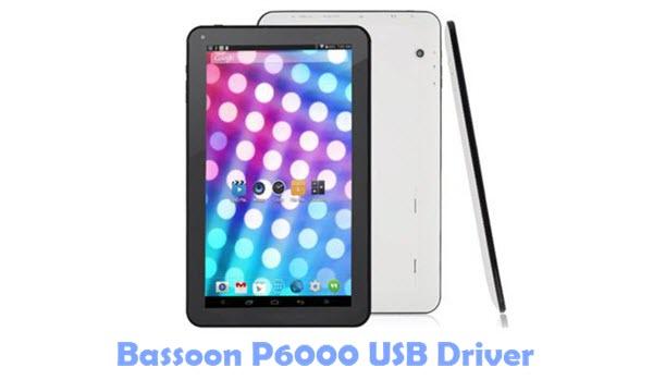 Bassoon P6000 USB Driver