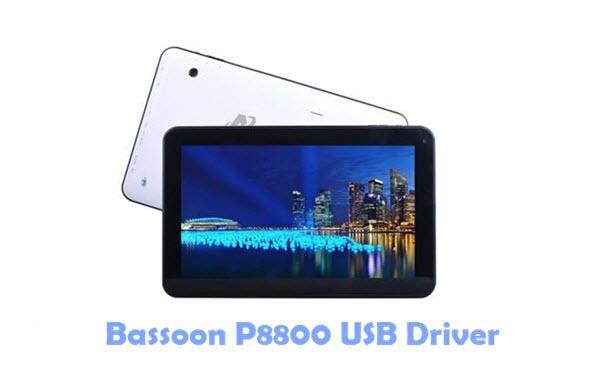 Bassoon P8800 USB Driver