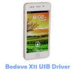 Download Bedove X11 USB Driver