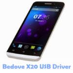 Download Bedove X20 USB Driver