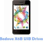 Download Bedove X6B USB Driver