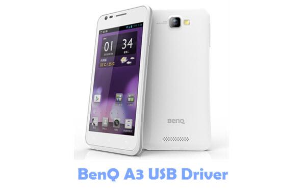 BenQ A3 USB Driver