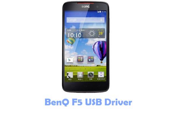 BenQ F5 USB Driver