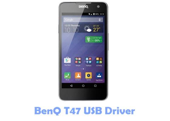 BenQ T47 USB Driver