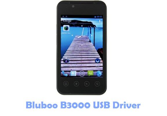 Download Bluboo B3000 USB Driver