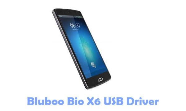 Download Bluboo Bio X6 USB Driver