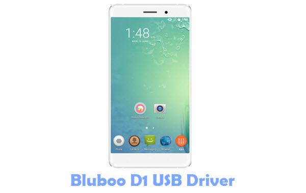 Bluboo D1 USB Driver