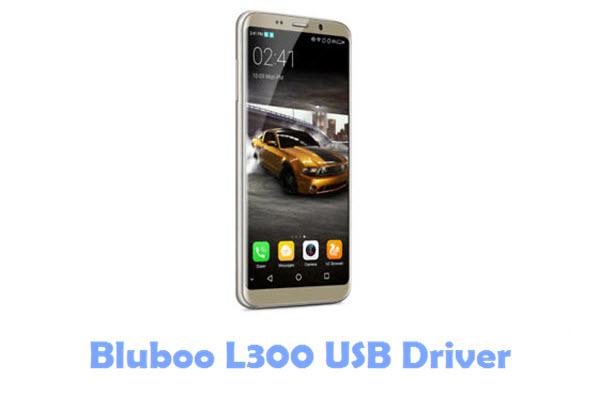 Download Bluboo L300 USB Driver