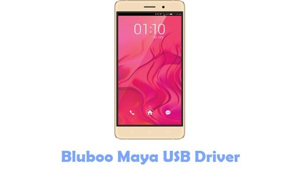 Download Bluboo Maya USB Driver