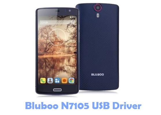 Download Bluboo N7105 USB Driver