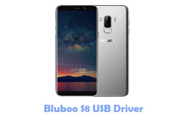 Bluboo S8 USB Driver