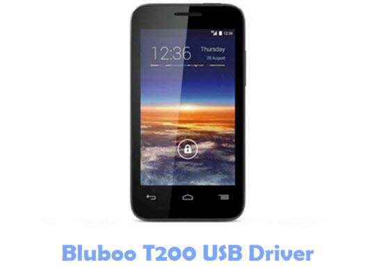 Bluboo T200 USB Driver