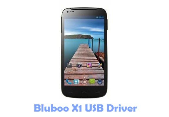 Bluboo X1 USB Driver