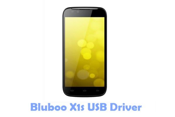 Bluboo X1s USB Driver