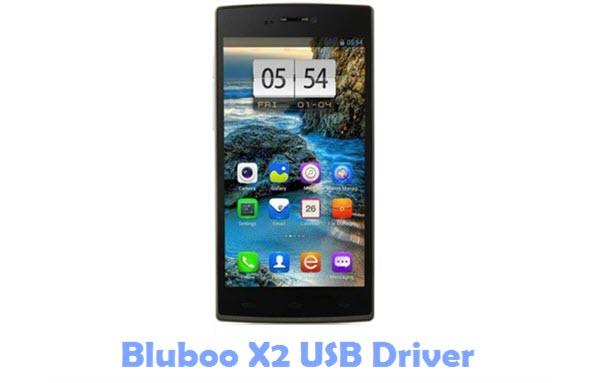 Download Bluboo X2 USB Driver