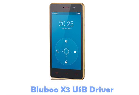 Download Bluboo X3 USB Driver