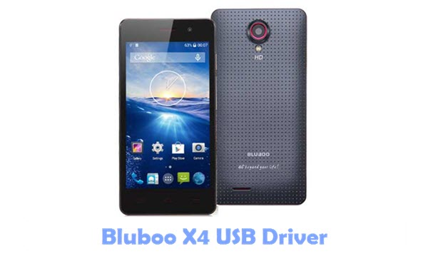 Download Bluboo X4 USB Driver