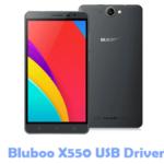 Bluboo X550 USB Driver