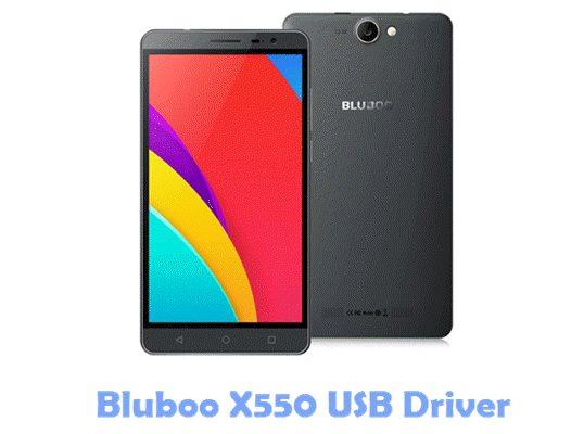 Download Bluboo X550 USB Driver