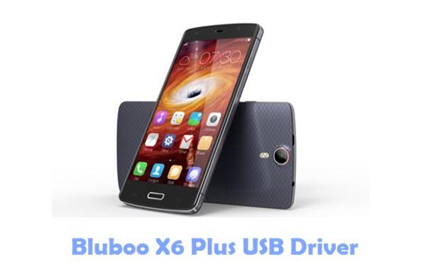 Download Bluboo X6 Plus USB Driver