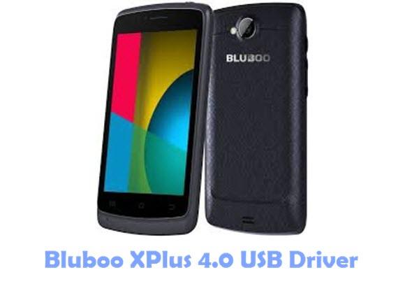 Download Bluboo XPlus 4.0 USB Driver