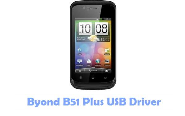 Download Byond B51 Plus USB Driver