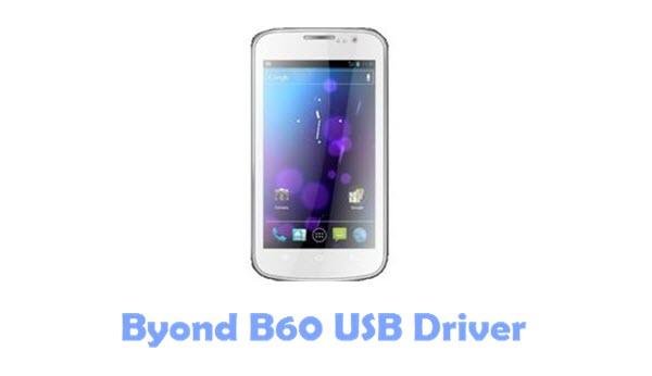 Download Byond B60 USB Driver